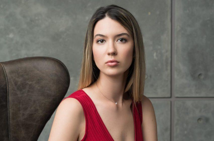 Анна Касьяненко достойно продолжает дело своего отца