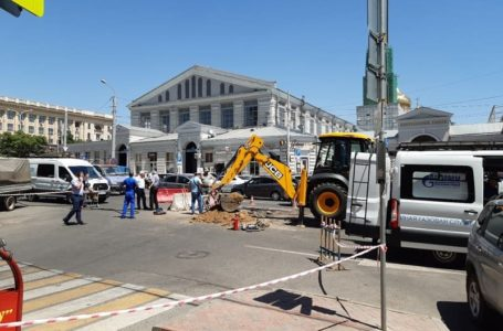 Транспортный рынок Ростова опять пытаются перекроить