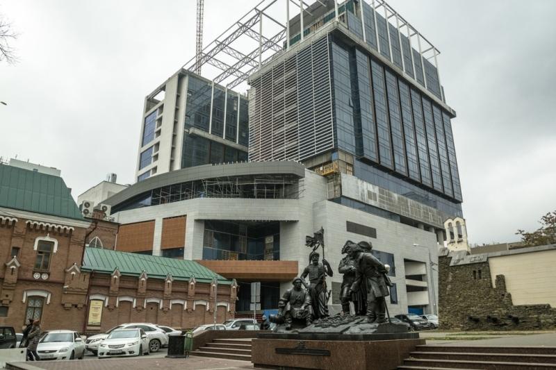 гостиница Hyatt в Ростове