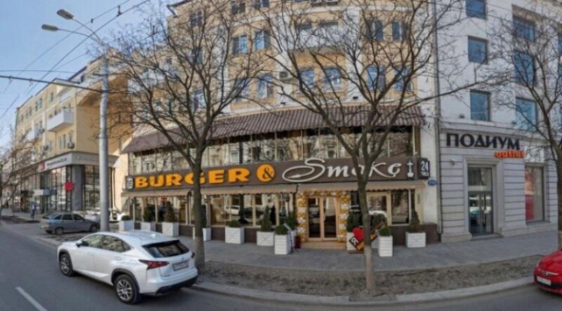 ресторан в Ростове