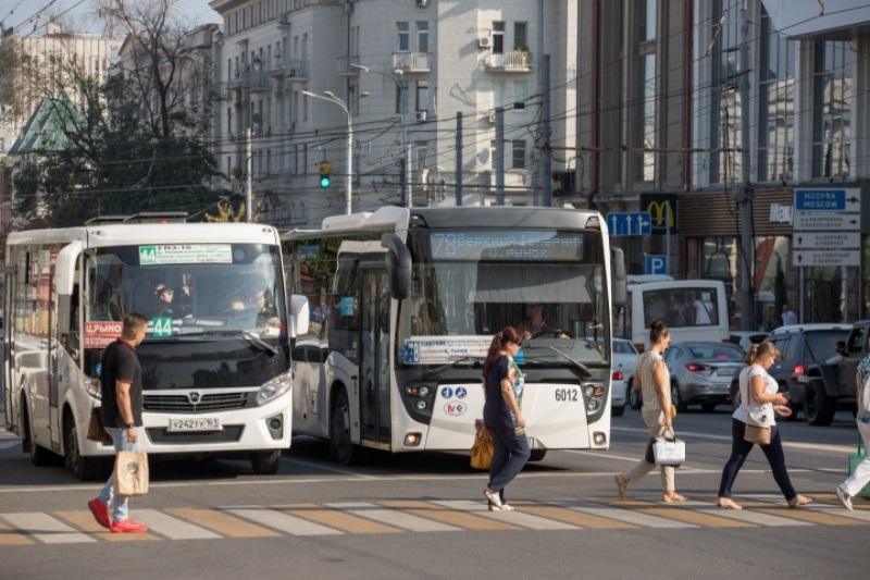 транспорт Ростов