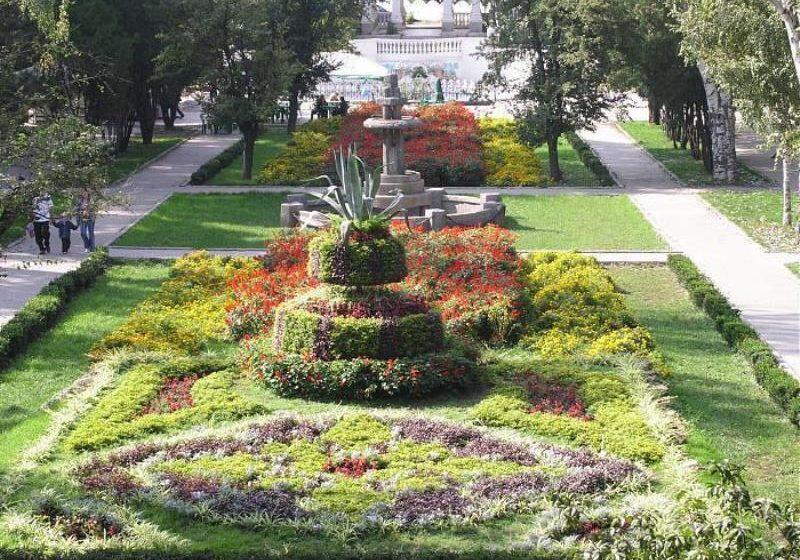 городской парк Ростова