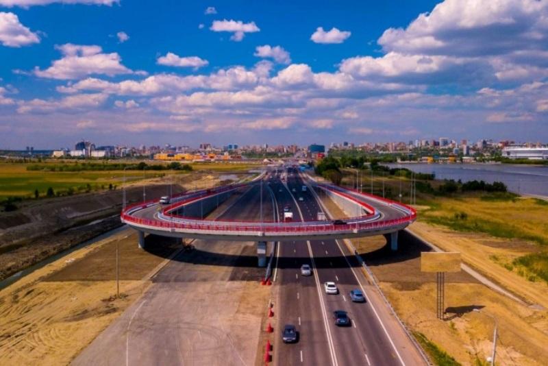 Реконструкция и модернизация ростовских дорог