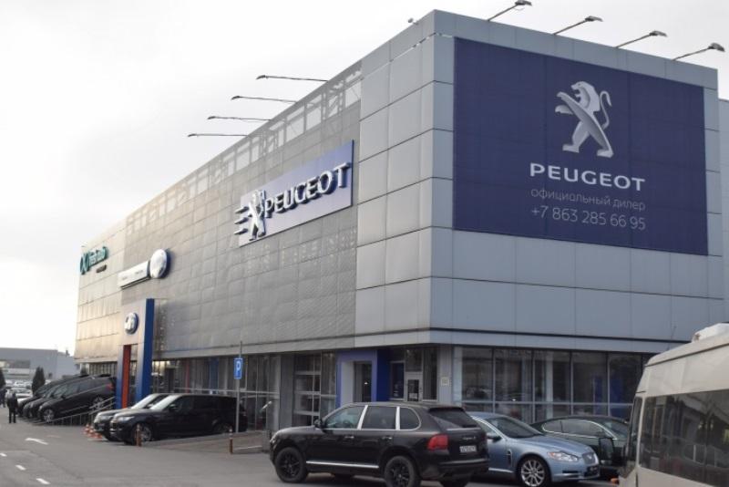 Автоцентр Fresh Auto – официальный дилер Peugeot в Ростове