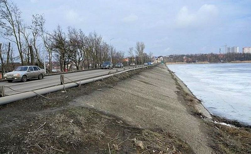 Новый мост возведут через Ростовское море