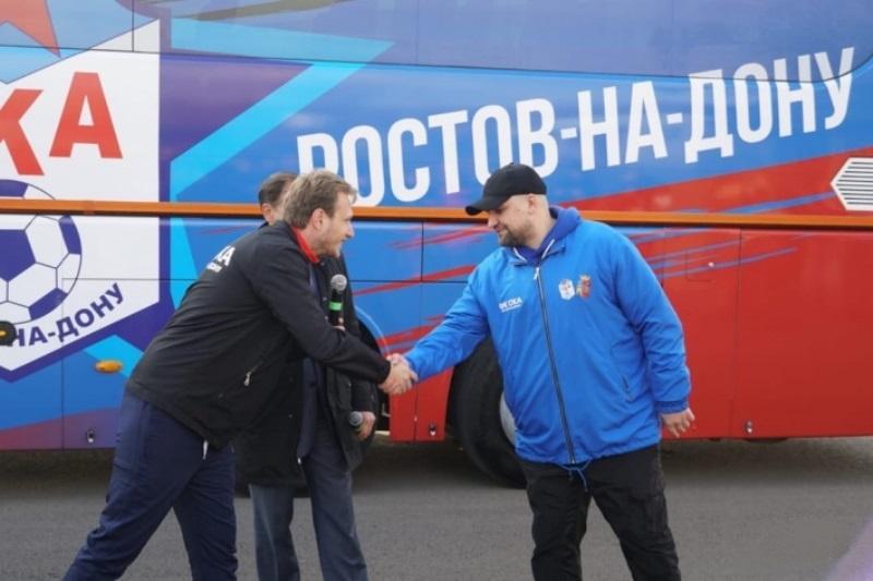 Для ФК СКА планируют построить новый стадион