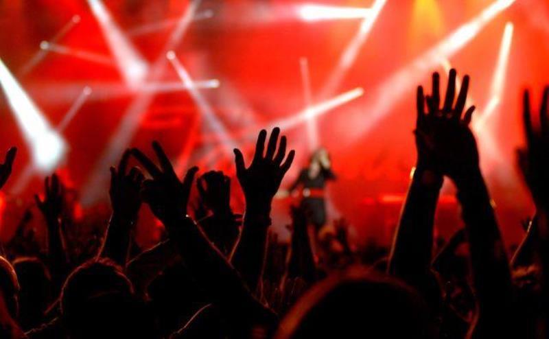Концертный зал для звезд мировой эстрады