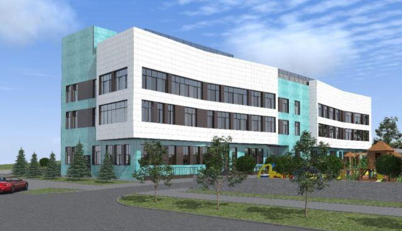 К апрелю в Ростове построят новую детскую поликлинику