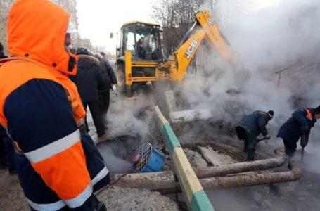 40 млрд. рублей нужно на ремонт коммунальных сетей