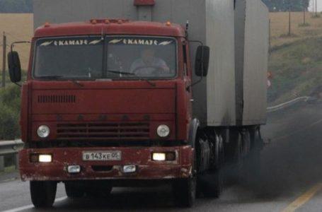 Не экологичные грузовики не будут пускать в центр Ростова
