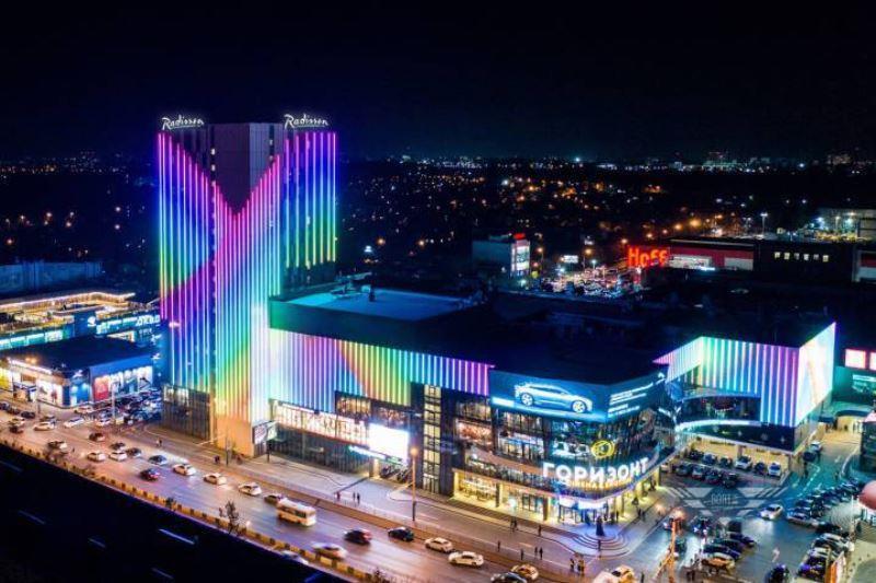 В этом году в Ростове откроют отель в ТЦ «Горизонт»