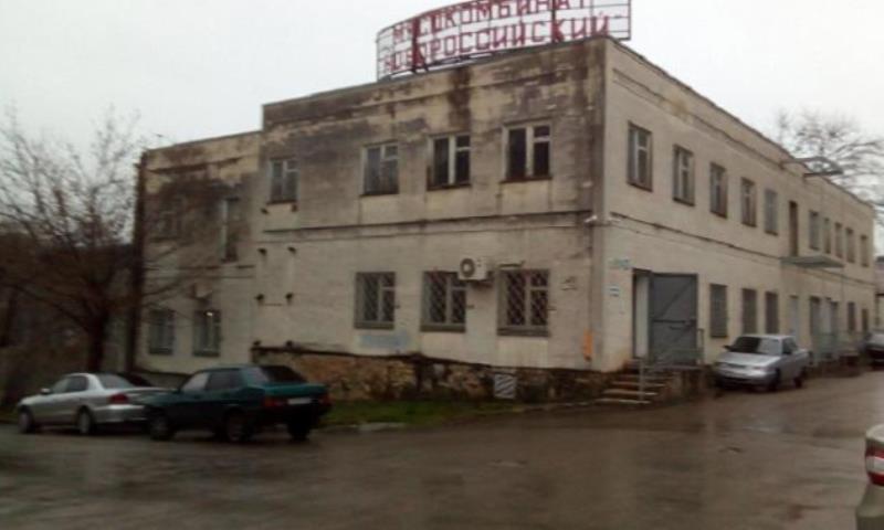 Новороссийский мясокомбинат прекращает свою работу