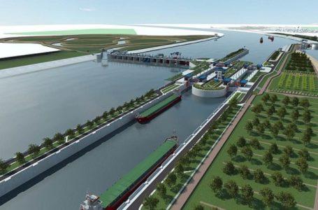Поиск подрядчика для строительства Багаевского гидроузла