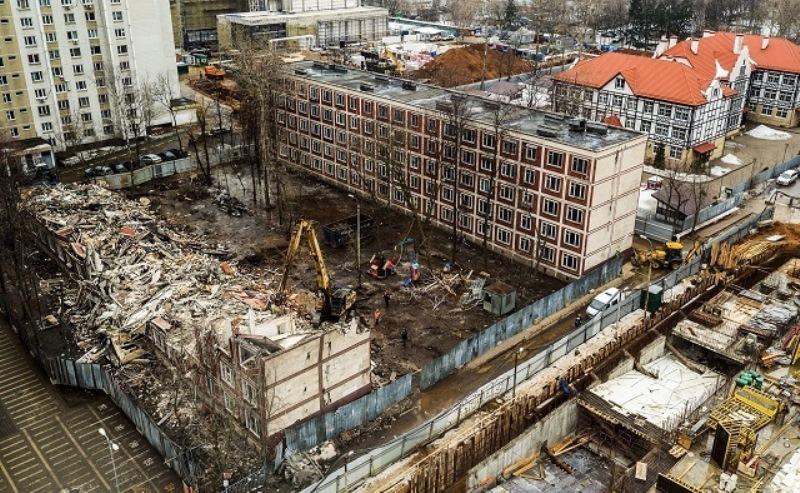 реновация Ростов