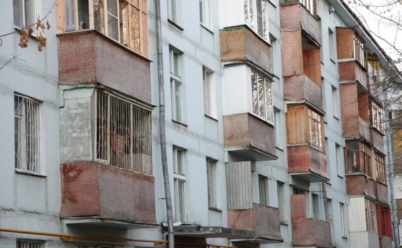 Реновация пятиэтажных домов в Ростове