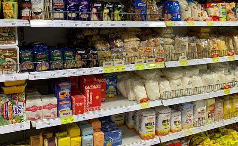 Спрос на продукты в Ростове из-за коронавируса повысился на 30-40%