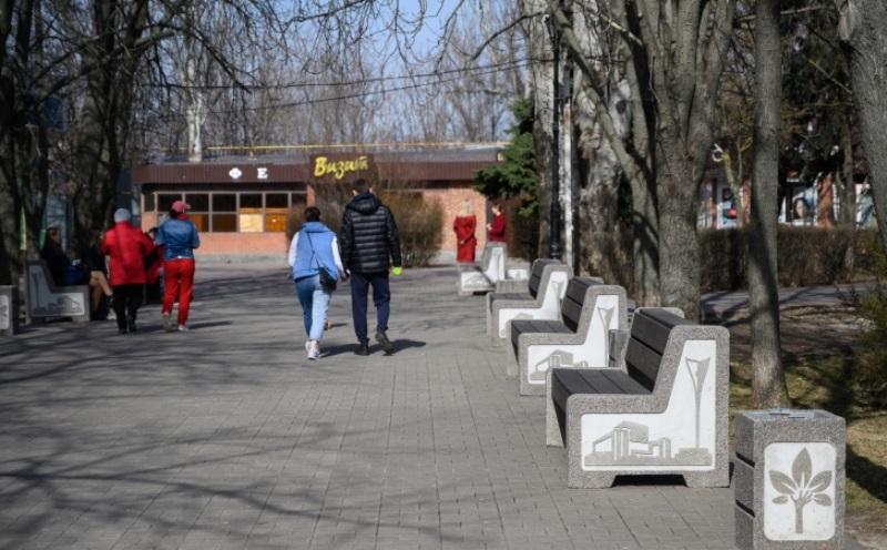 благоустройство парков Ростова