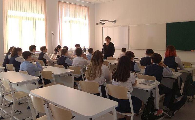ростовские школы