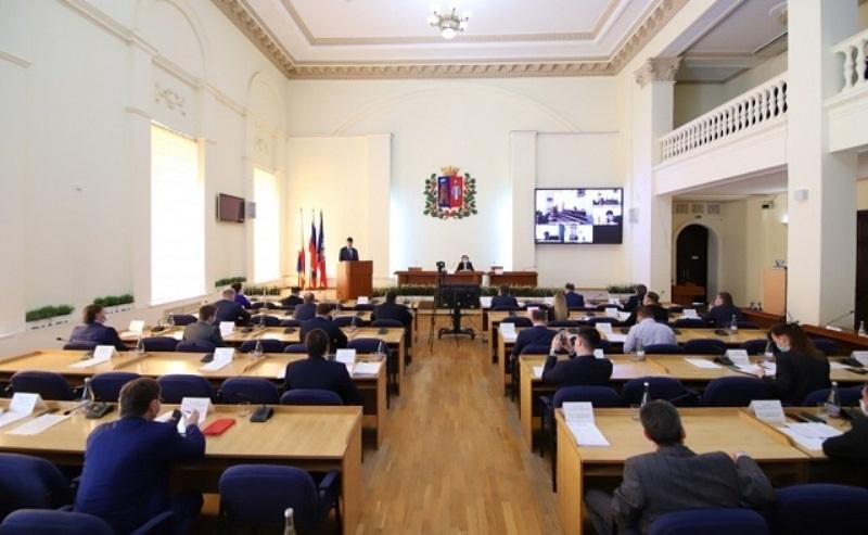 Поддержка бизнеса от властей Ростова