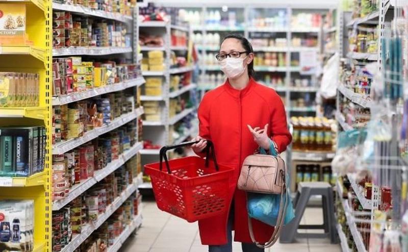 Из-за карантина население переходит на дешевые продукты