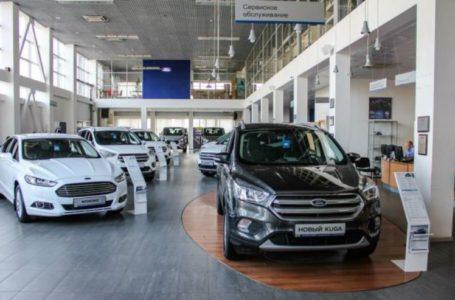 Из-за коронавируса значительно снизились продажи новых авто