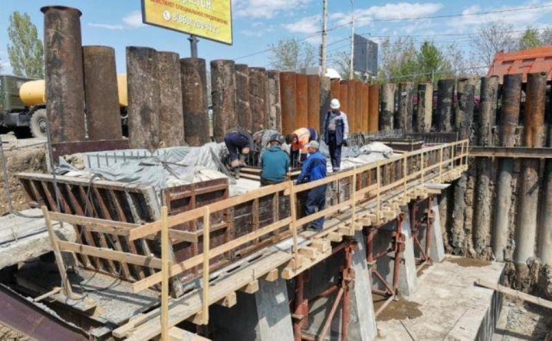 Для реконструкции моста на Малиновского выделено 130 млн. рублей