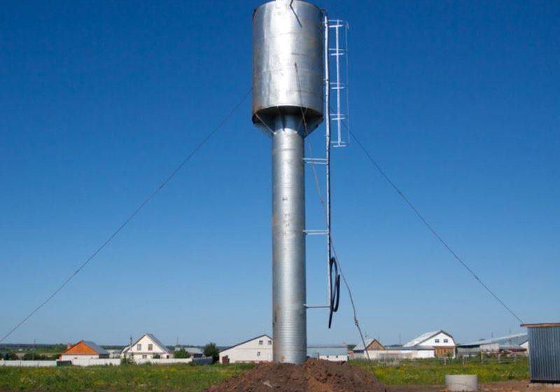 Преступный бизнес с водопроводными башнями
