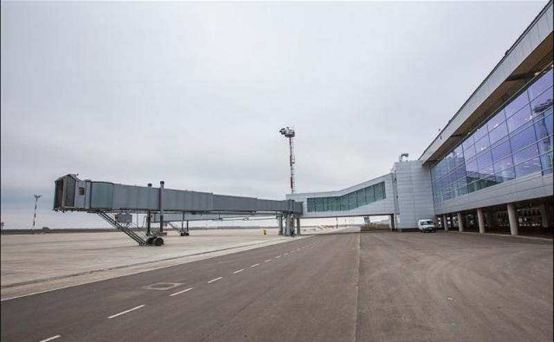 Соц. дистанцию в аэропорту Платов будут регулировать телетрапами