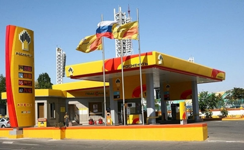 Бесконтактная оплата на АЗС «Роснефти» в Ростовской области