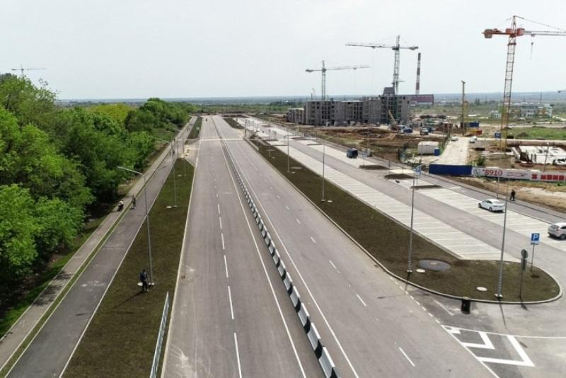 дороги в Левенцовке