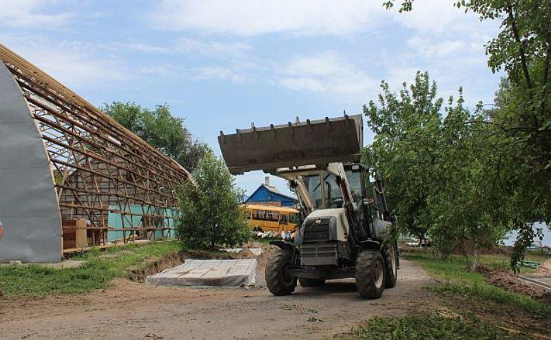 В Ростовской области реконструируют водноспортивную базу