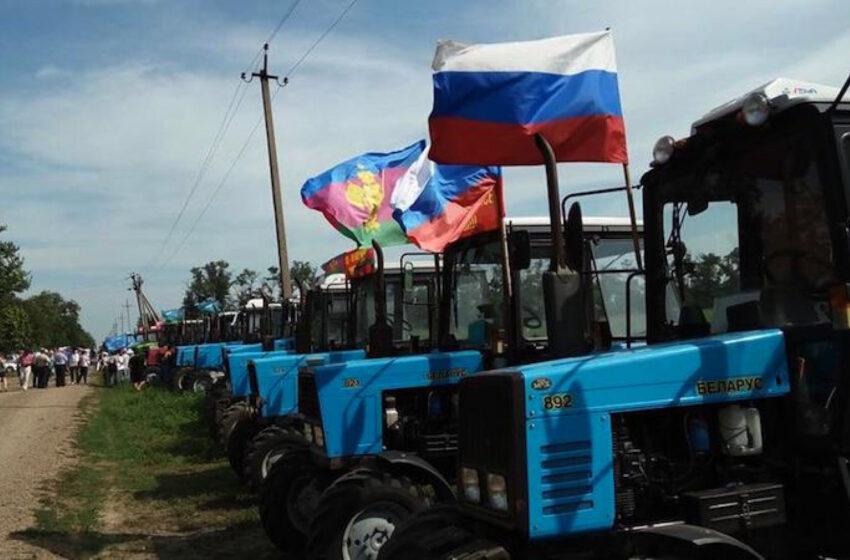 Концерн  «Покровский»: зачистка главных провокаторов Тракторного марша Кубани