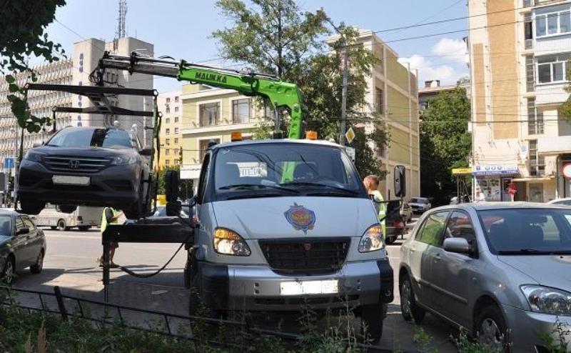 В Ростове отсутствует конкуренция среди автоэвакуаторов