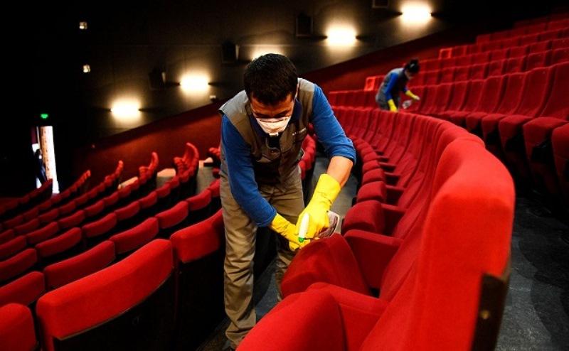 открытие кинотеатров