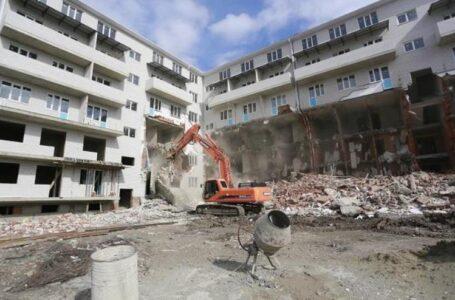 Владельцы жилья в самозастроях хотят защитить свои права