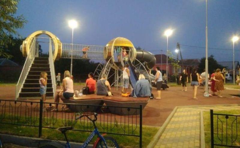 160 детских площадок и парков отдыха обустроят в 2020 году в Ростовской области