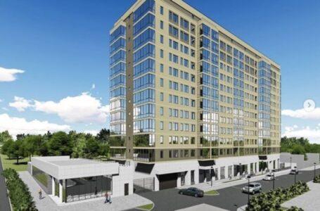 СК «Кристина» планирует построить элитную многоэтажку на месте бывшего завода