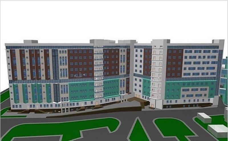 Власти Ростова выбирают подрядчика для разработки проекта ЦГБ