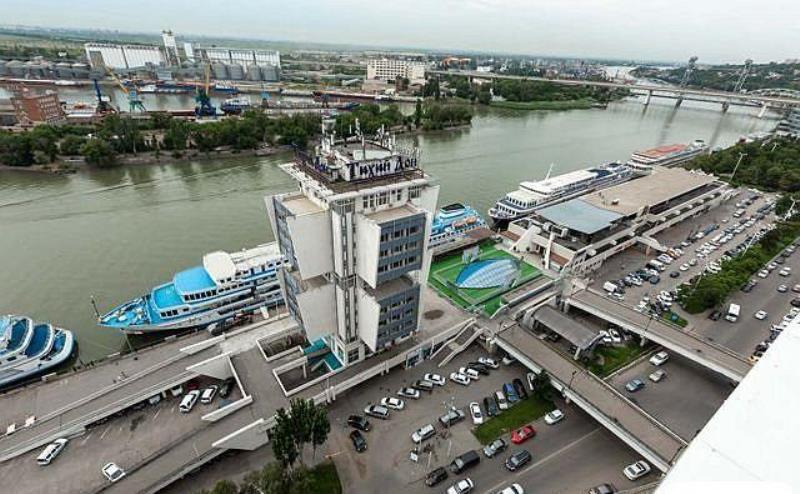 Здание речного вокзала в Ростове выставили на продажу