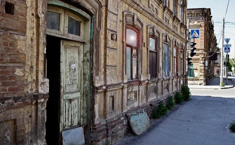 реновация Ростова