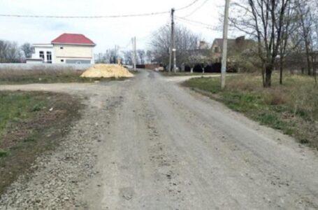 39 млн. рублей нужно для строительства дороги в Аксайском районе