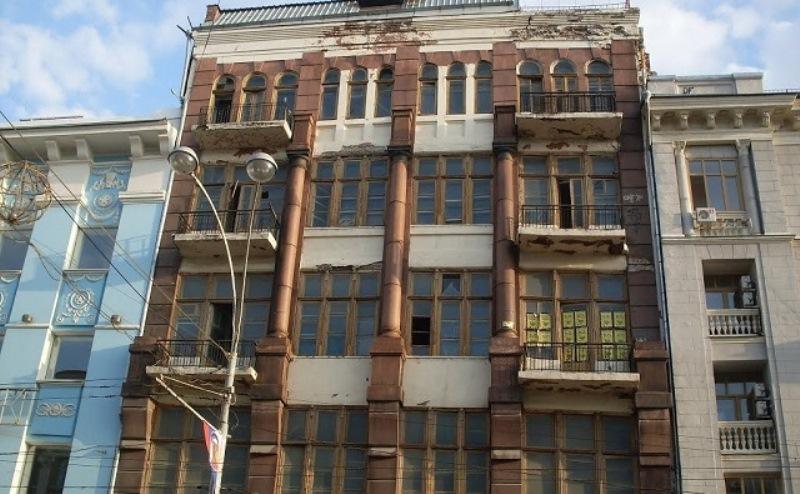 «Доходный дом Емельянова» выставили на продажу
