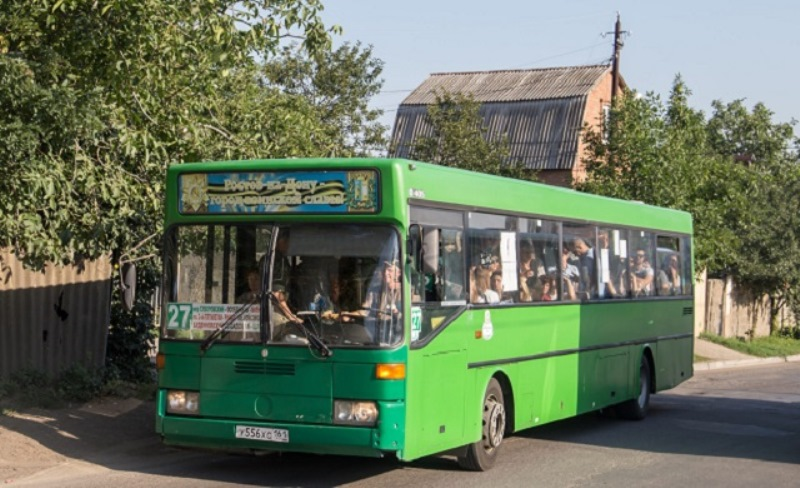 Ростовские власти грозят расторгнуть контракт с «Автоколонной № 1559»