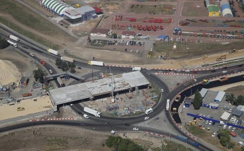 II этап Южного подъезда в Ростове построят через 3 года