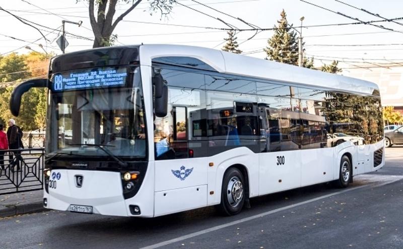 Городской электробус, не проработавший и месяца в Ростове, хотят продать