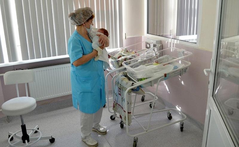 снижение рождаемости