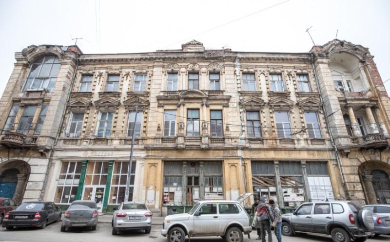 Допустимую высотность зданий в центре Ростова увеличат