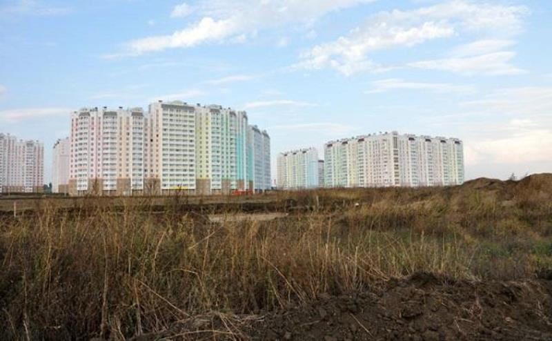 Новый микрорайон собираются построить возле Левенцовки