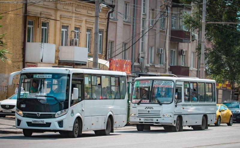Треть городских автобусов в Ростове – лизинговые
