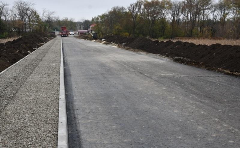 Строительство дорог в рамках национального проекта
